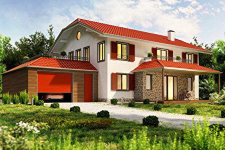 私家車道是別人在察看房屋時最先看到的內容之一,它會對房屋外觀的魅力產生重大影響,因此更新私家車道可以幫助房產增值。(Fotolia)