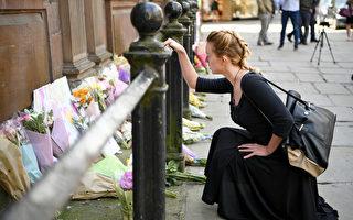 人间有爱 英恐袭后一妇女善举大受赞扬