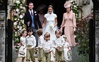 皮帕的婚礼 凯特王妃蜜桃粉穿搭显年轻