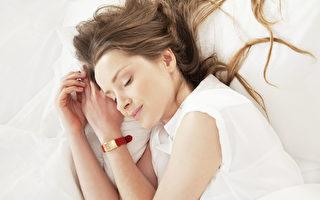 翡丽诗丹睡眠手环 体贴失眠的您