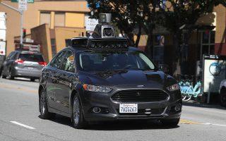 紐約允自動車上路測試 先買500萬保險