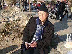 一位求索人生真諦的北京畫家