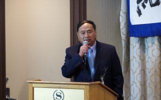 王軍濤:退黨是個人發自內心的選擇