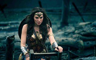女性氣息十足 《神力女超人》展英雄片新貌