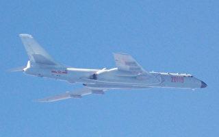 中共战机6天三度绕台 台国防部:全程掌握