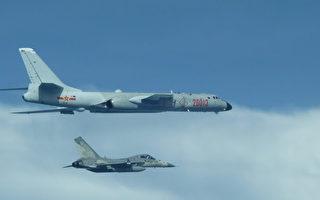 中共軍機頻擾台 國軍聯翔操演反空襲