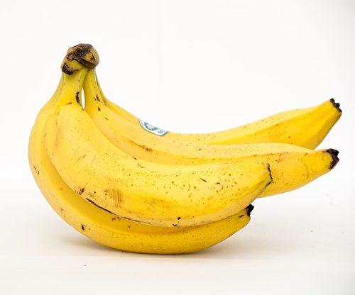香蕉。(marker_photography/CC/Pixabay)