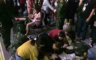 地震親歷者曝滯留遊客達6萬 撤離通道擁堵