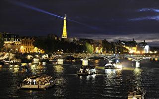 最受欢迎旅游目的地 法国蝉联宝座