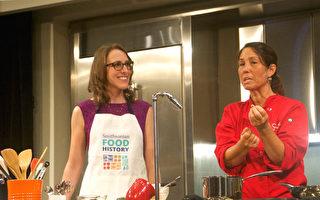 历史博物馆烹饪秀 移民塑造美国味蕾