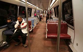 華府地鐵乘客減少 政府或增加撥款