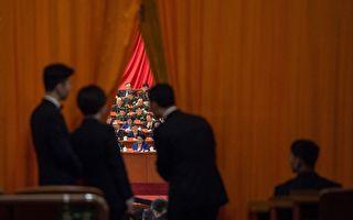 日前,中共中央对外联络部(中联部)和统战部官员回答了中外媒体的提问。会上,中联部副部长郭业洲疑似失言。 (FRED DUFOUR/AFP/Getty Images)