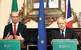 爱尔兰威胁否决英国脱欧协议