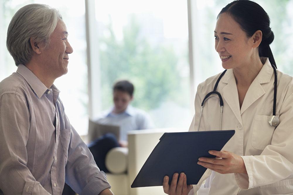 在篩檢普及的國家,大多數肝癌病人在早期階段發現,從而得到及時治療。(shutterstock)