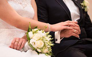 婚禮上輪到新郎發誓 沒想到他話鋒一轉 讓全場愕然