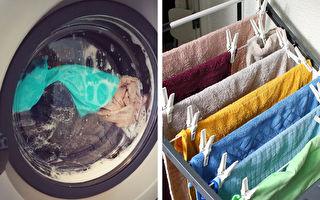 洗衣忘记拿出卫生纸超崩溃?学会这招让你淡定摆脱纸屑
