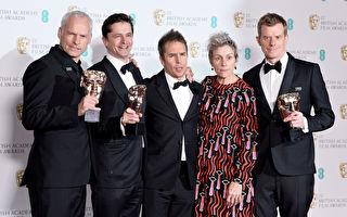 71屆英國電影學院獎 《三塊廣告牌》成大贏家