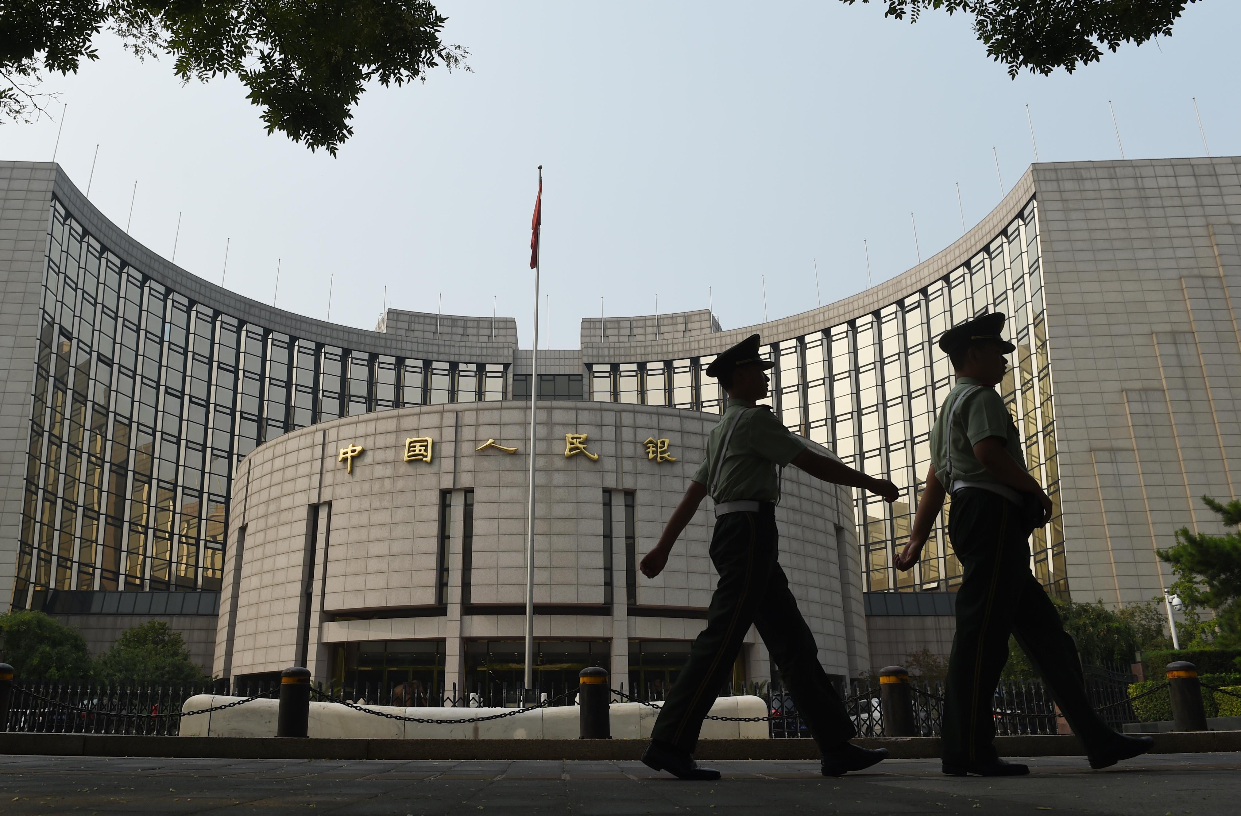 專家:中國經濟更大風險是北京的政策