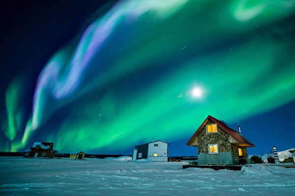 Fort Mcmurray Northern Lights Tours