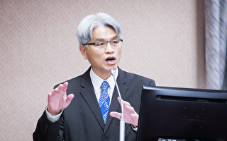 台立委席次争议 陈英钤:有新法可重划选区