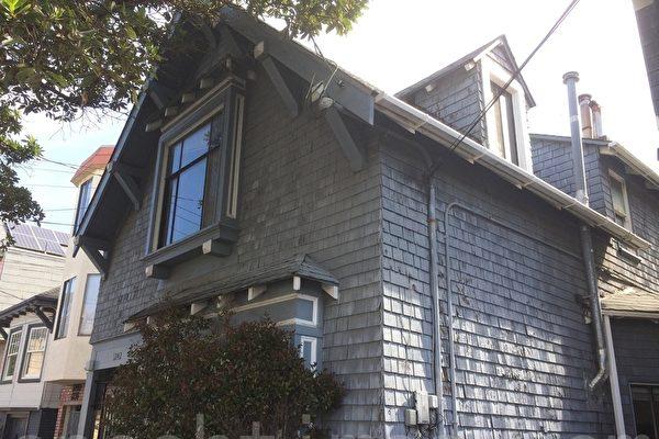 百年旧屋能卖百万?旧金山房市空前火爆