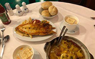 典雅餐廳歎扒大蝦葡國雞