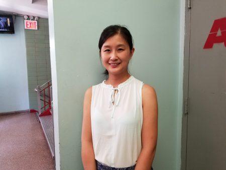 大學睦鄰之家心理健康診所主管黃文娟鼓勵民眾多參加心理健康急救培訓。