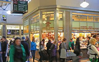 維多利亞女王市場成國際遊客「吸鐵石」