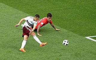 世界盃F組第二輪 韓國1:2輸於墨西哥