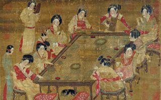 漫谈中国舞:唐代之《龙池乐》舞