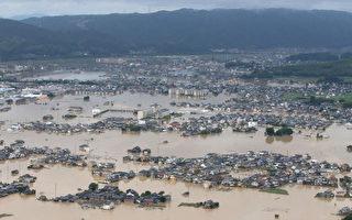 豪雨重創日本逾112人死 台捐2千萬日圓賑災