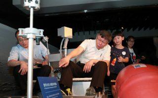 台北天文館重啟 柯文哲:教育任務越來越多