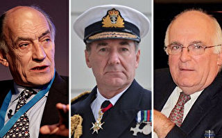 川普訪歐英國軍界和情報界元老高調支持