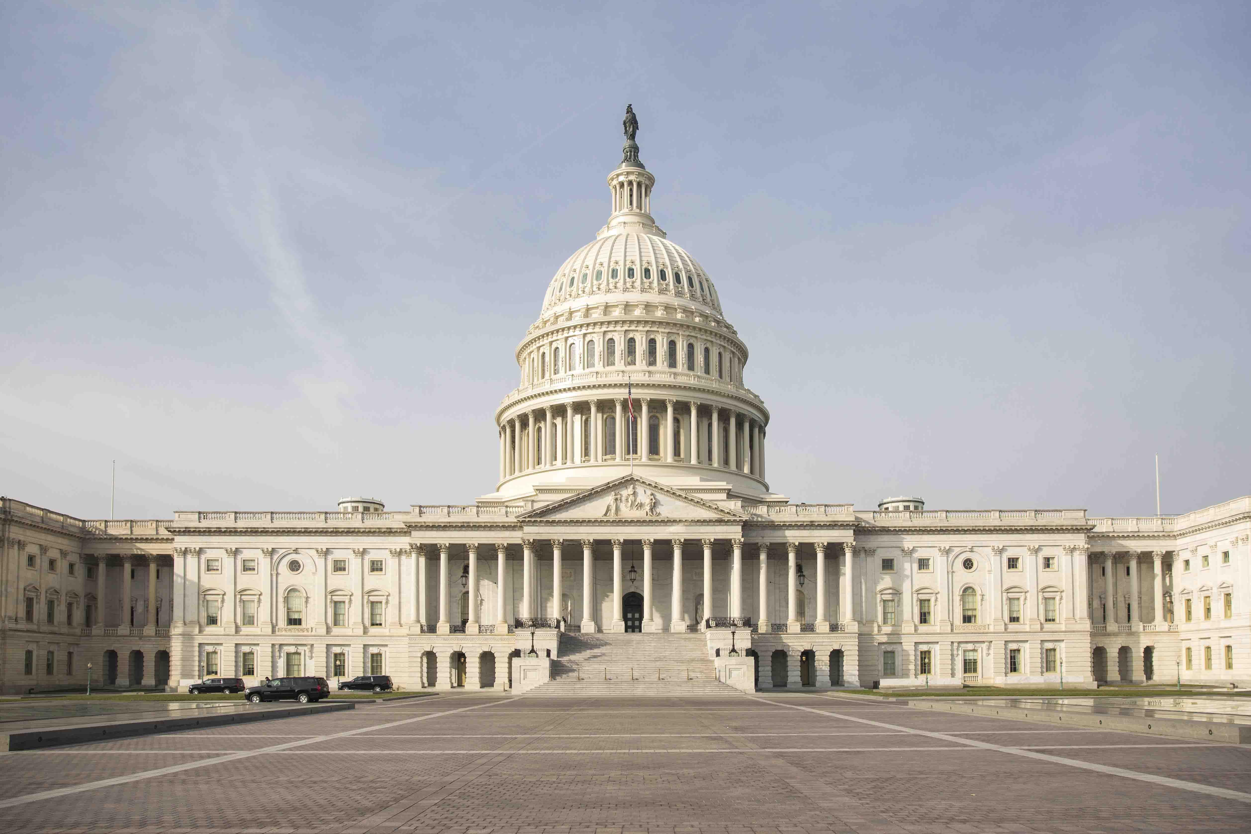 美國會起草國防法案 瞄準中車、大疆和華為