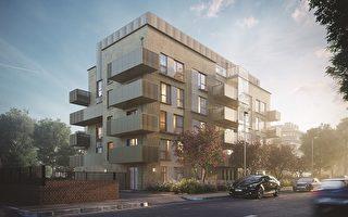 伦敦二区精致奢华的新公寓
