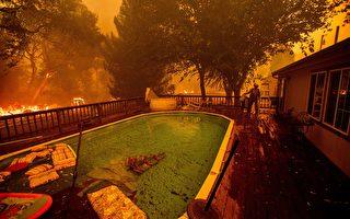 9人喪生加州野火 優勝美地仍關閉