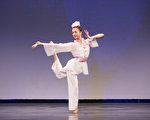 組圖:中國古典舞大賽複賽少年女子組風采