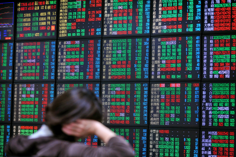 大陸A股繼續集體下跌 外資淨流出近54億