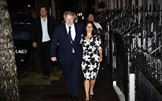 英國前外交大臣約翰遜又離婚
