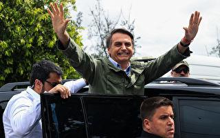 巴西总统验出中共肺炎阳性反应 等候2次检验结果