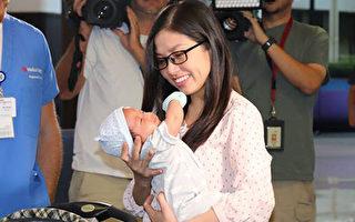 新媽媽失血垂危 護士將寶寶放她胸前 顯奇蹟