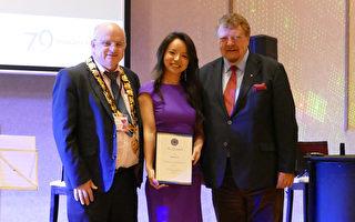 受邀参加悉尼人权会议 前加拿大小姐获褒奖