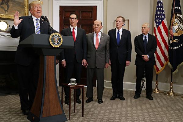 美貿易代表將主導對華談判 中方備感意外