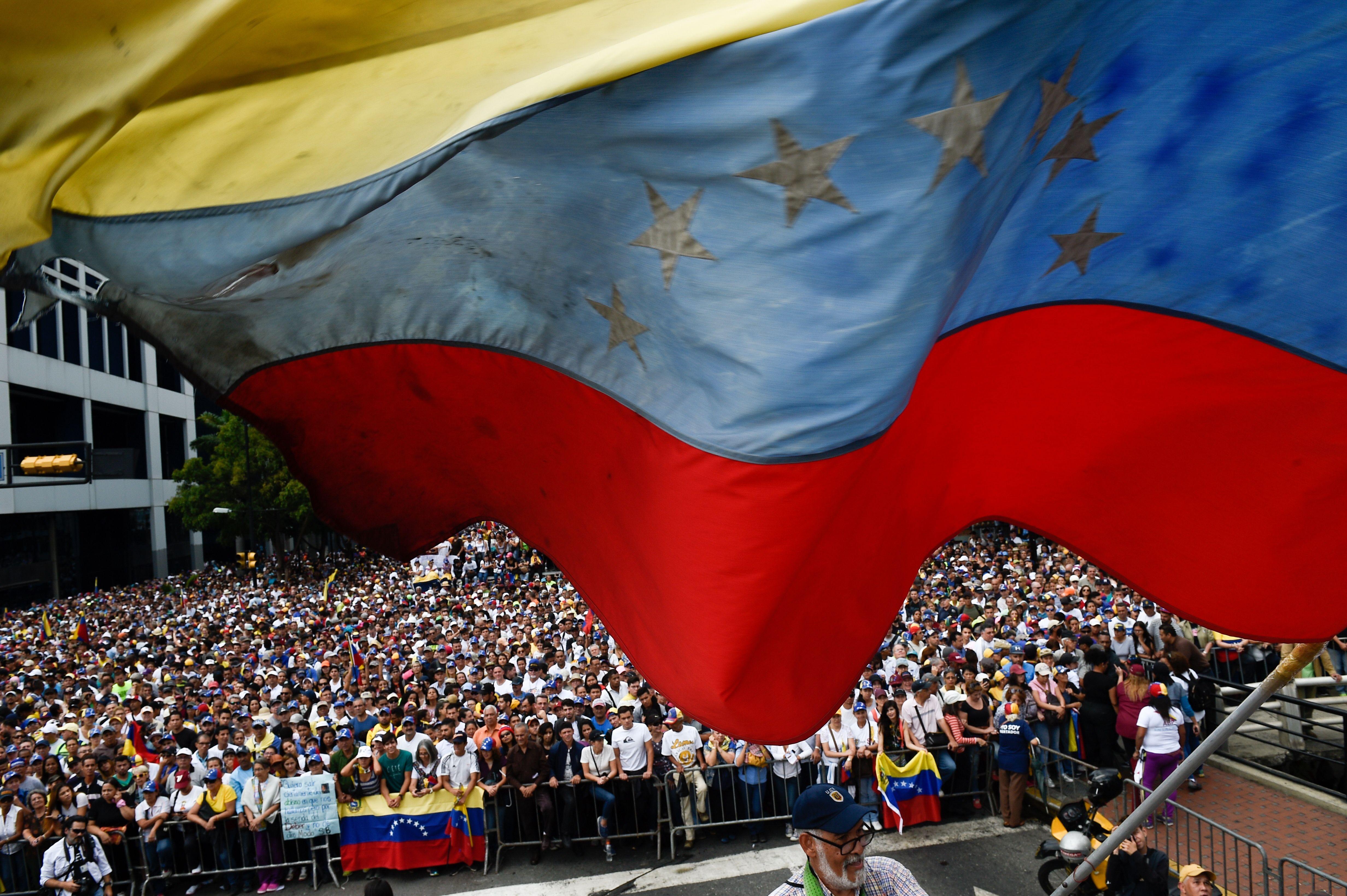 分析:委內瑞拉雙總統 下一步將如何演變