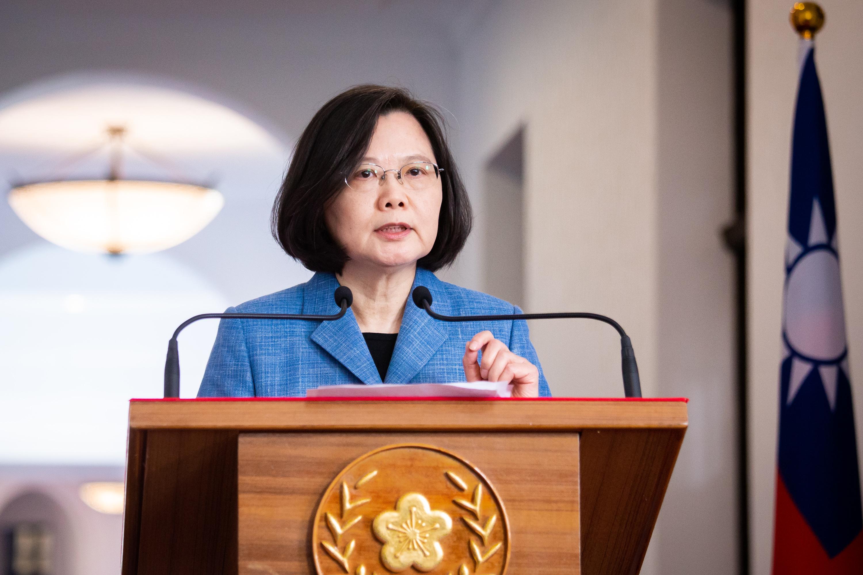 台灣要給港人提供人道援助 中共氣惱