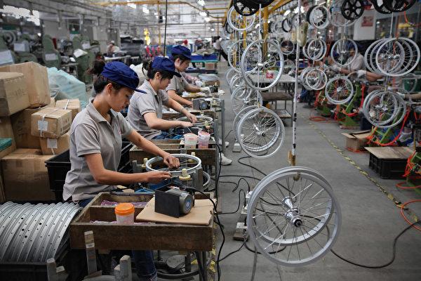 美國知名自行車製造商將生產線挪出中國