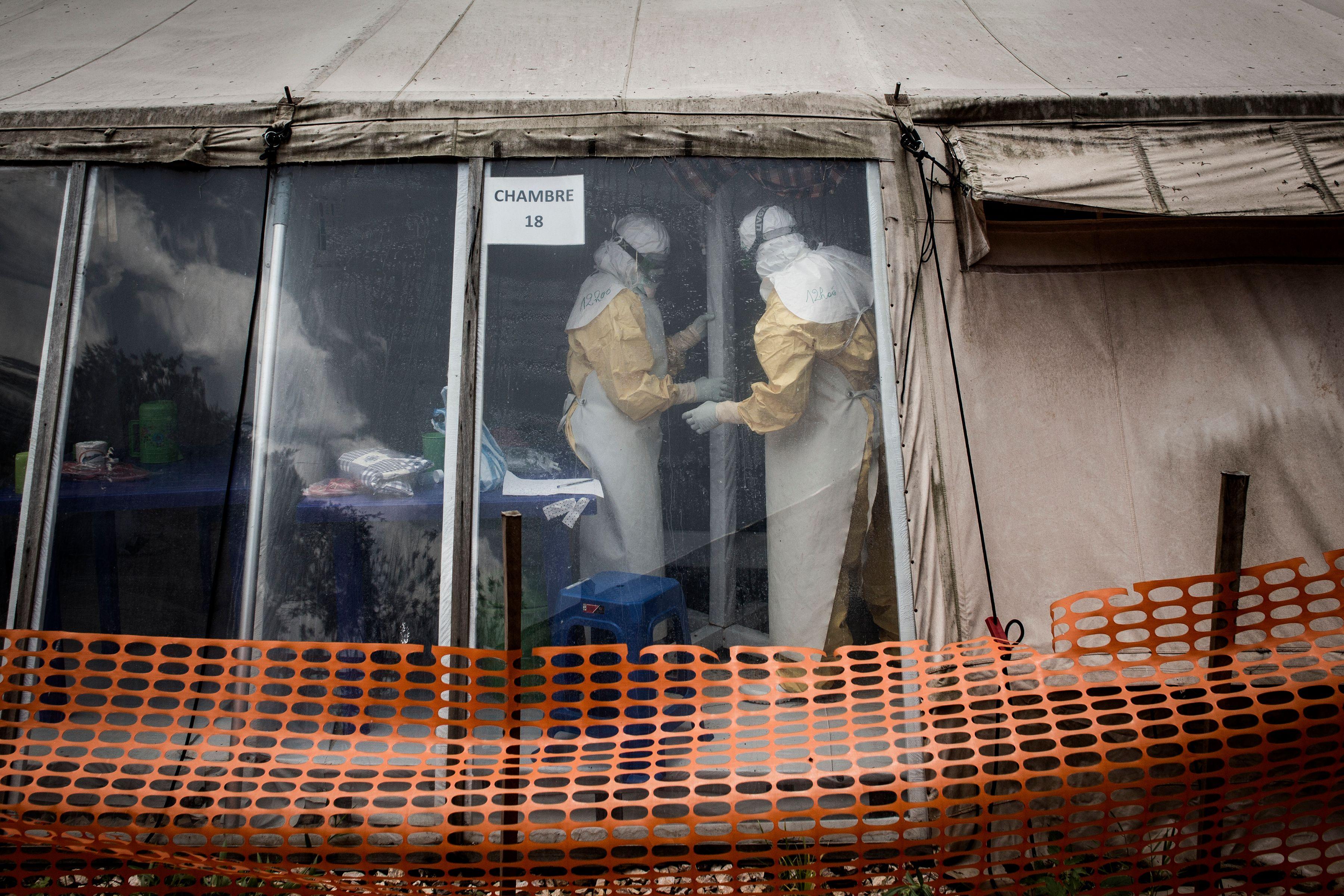 史上第2大埃博拉疫情 剛果千人感染629人亡