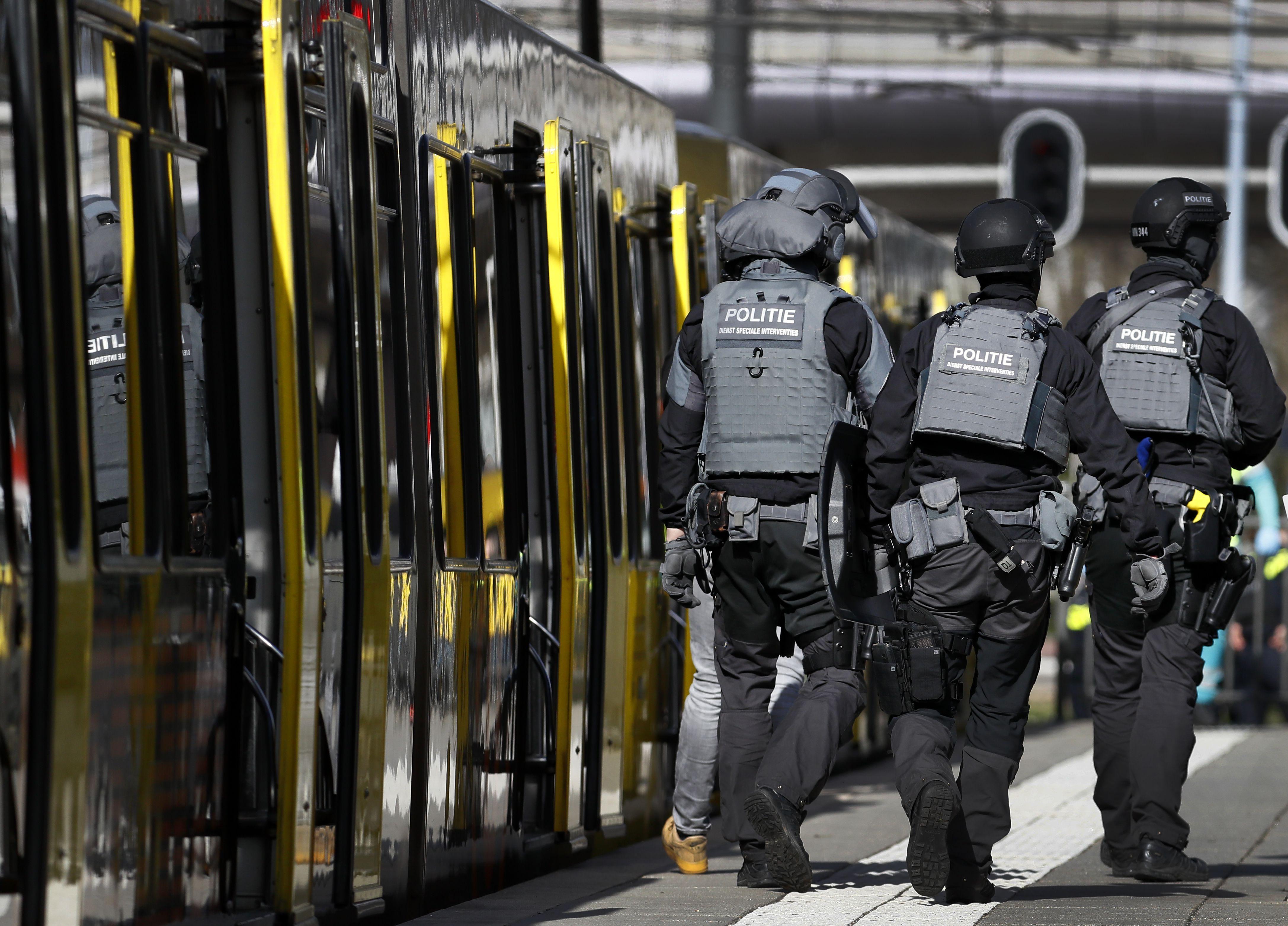 荷蘭發生槍擊致1死多傷 警方調查是否恐襲
