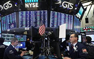 美国今年第一季度标准普尔500指数(S&P 500)上涨了11.9%,是2012年以来的最佳季度表现。(Spencer Platt/Getty Images)