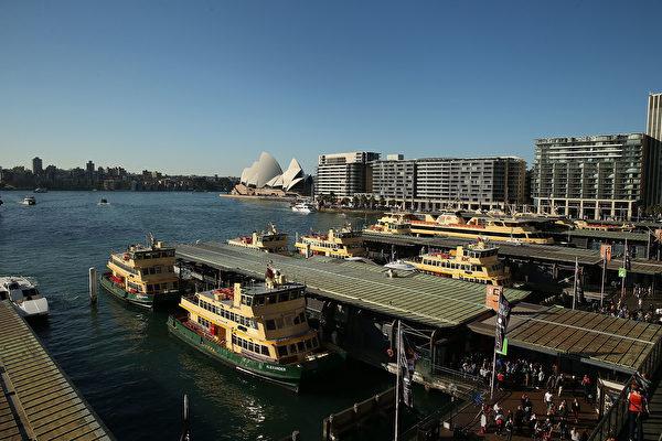 悉尼至曼丽轮渡工人罢工